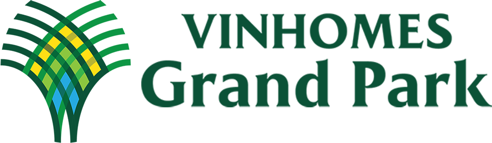 Logo Vin Homes Grand Park - Ngang