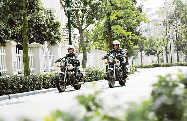 Vinhomes Grand Park - Bao Ve Tuan Tra