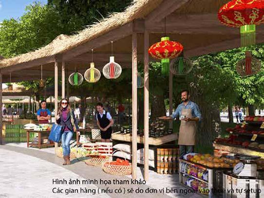 Vinhomes Grand Park - Cong Vien Cho Que 3 Mien
