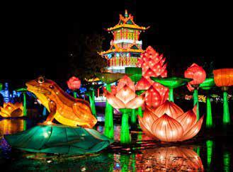 Vinhomes Grand Park - Cong Vien Den Long