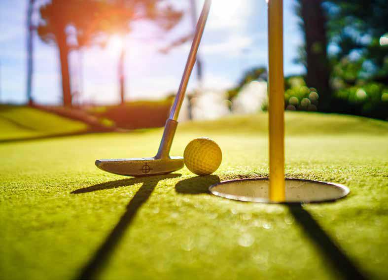 Vinhomes Grand Park - Cong Vien Golf Dịa Hinh Mini