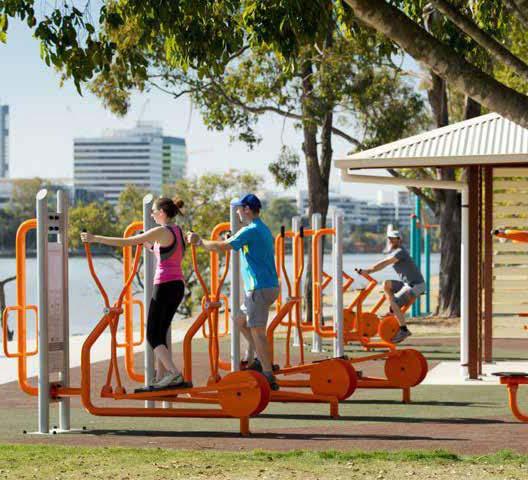 Vinhomes Grand Park - Cong Vien Gym Ngoai Troi