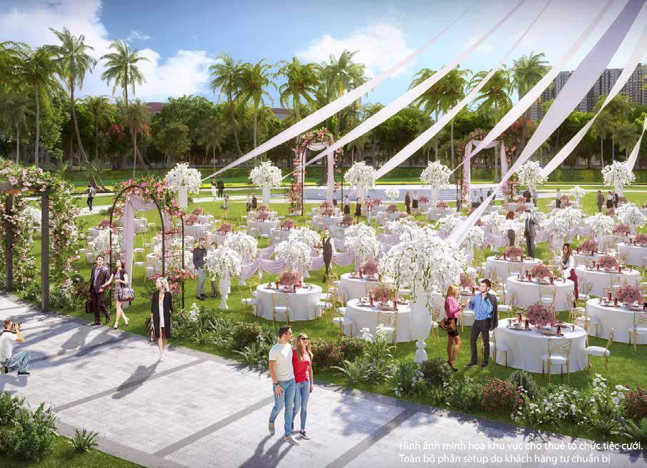 Vinhomes Grand Park - Cong Vien Hanh Phuc