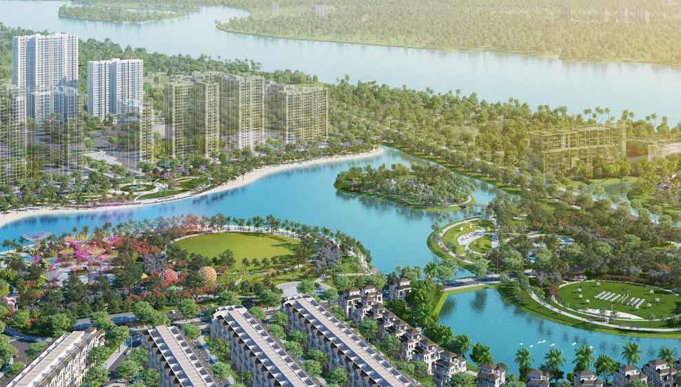Vinhomes Grand Park - Cong Vien San Choi Nuoc 2
