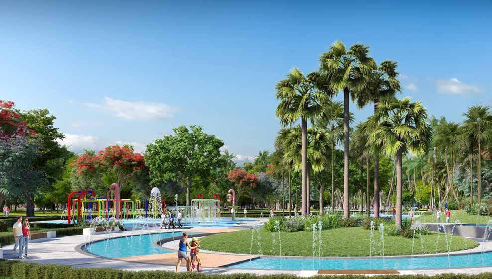 Vinhomes Grand Park - Cong Vien San Choi Nuoc