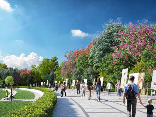Vinhomes Grand Park - Cong Vien Van Hoa Nghe Thuat