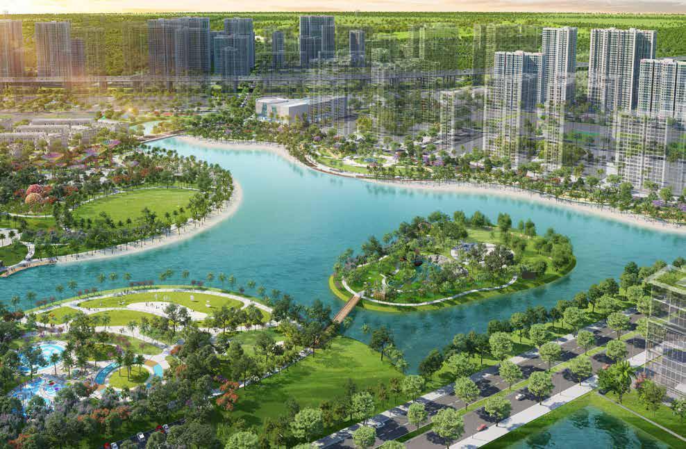 Vinhomes Grand Park - Dai Do Thi Thong Minh Dang Cap Quoc Te