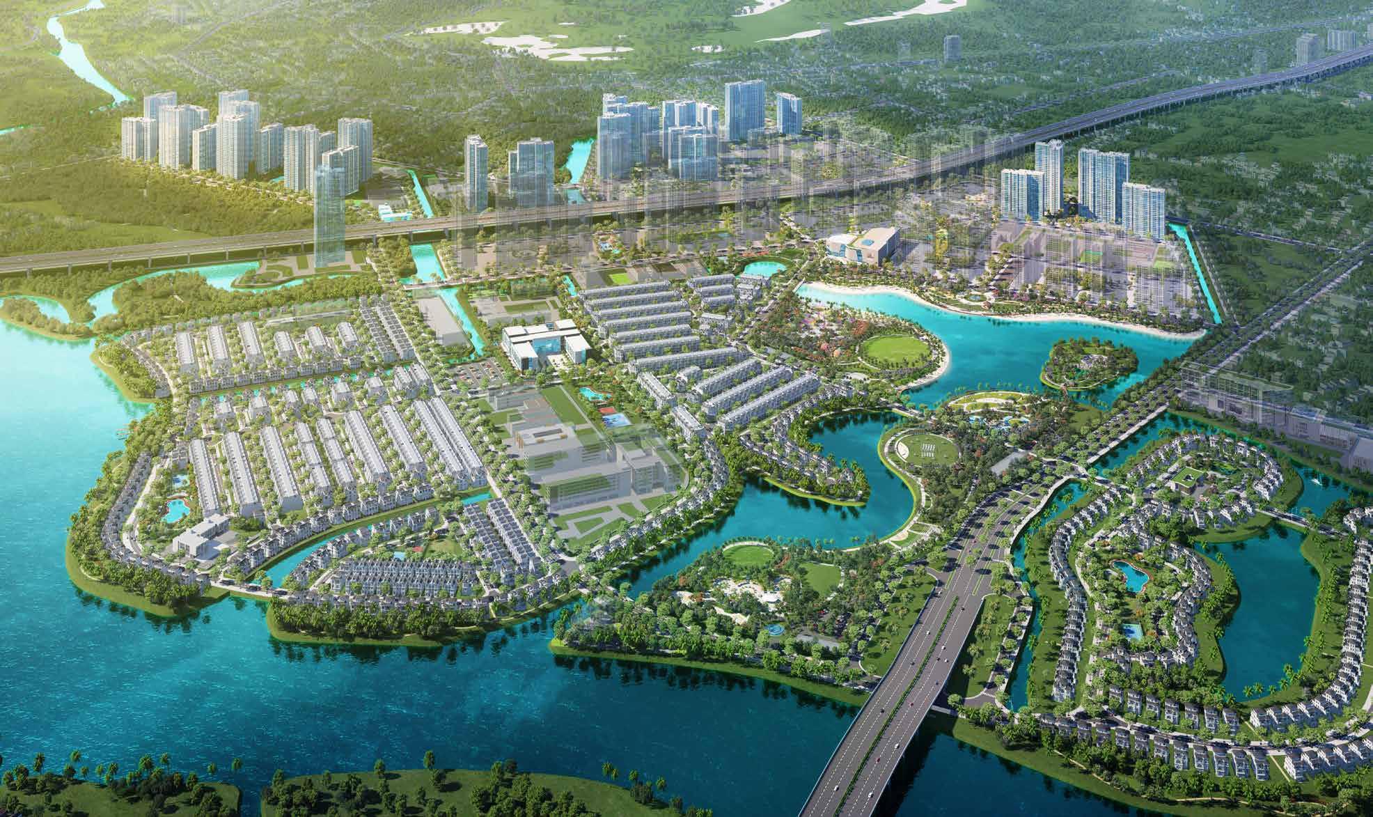 Vinhomes Grand Park Tong Quan