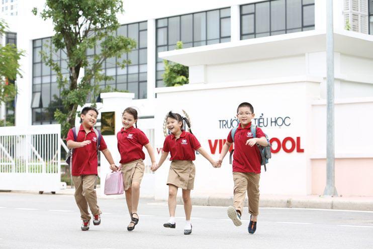 Vinhomes Grand Park - Truong Hoc VinSchool